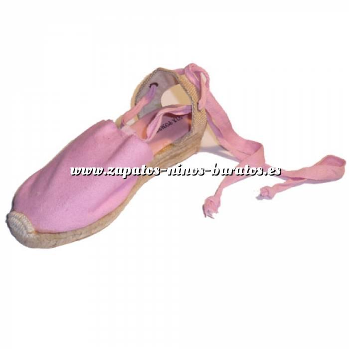 Valf valenciana ni a forrada rosa talla 35 for Zapateros baratos valencia