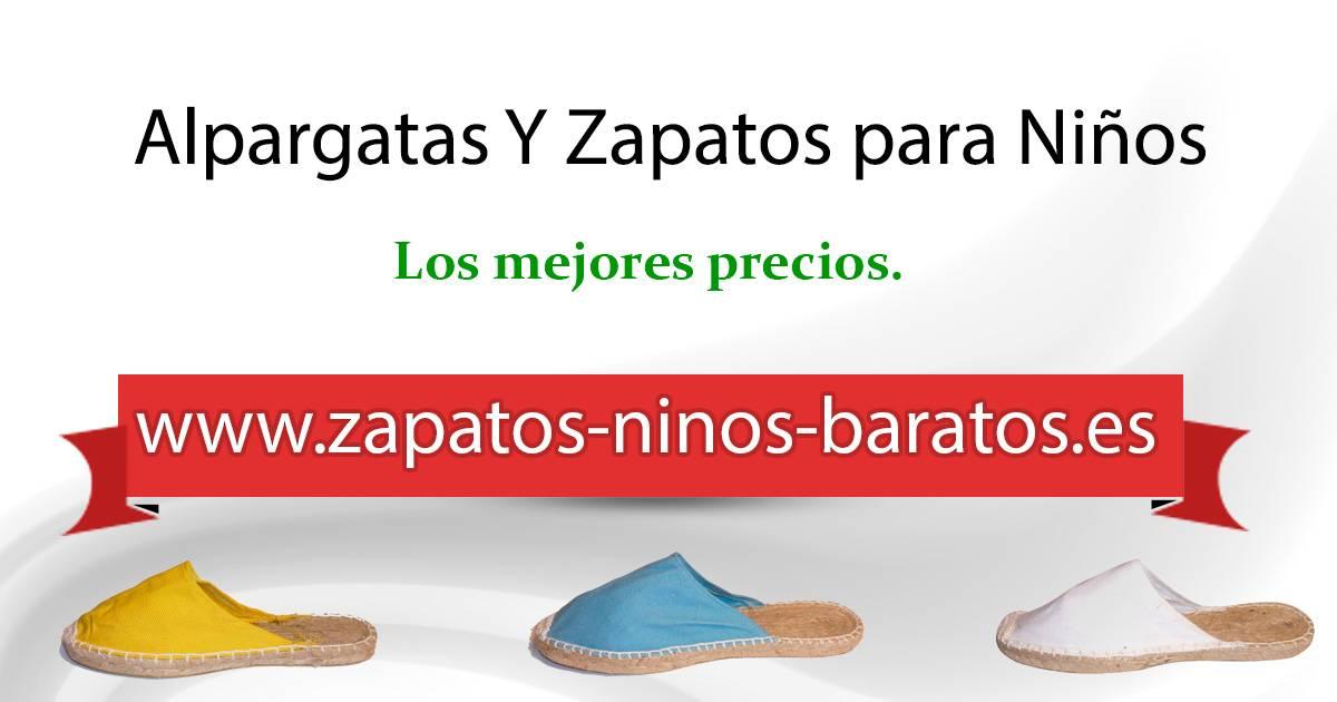 Zapatos para ni o baratos zapatos para ni o ni a for Zapateros baratos valencia